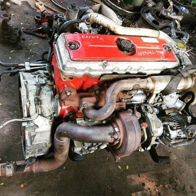 Hino Dutro N04C Engine