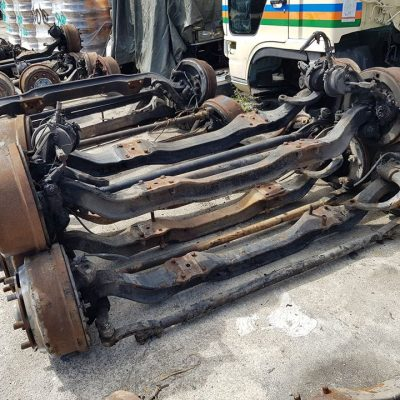 Hino Front Axles. Oil, Air, 33, 34.