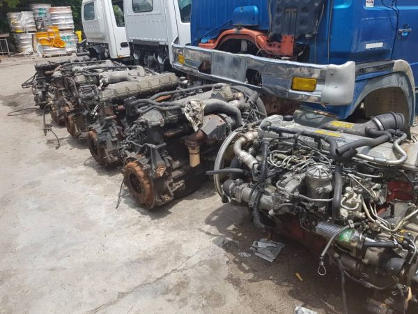 Hino J08E Engines