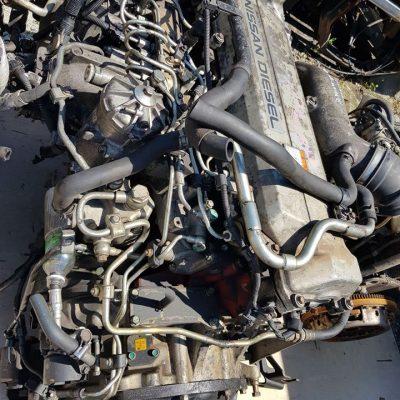 J08E-commonrail-engine