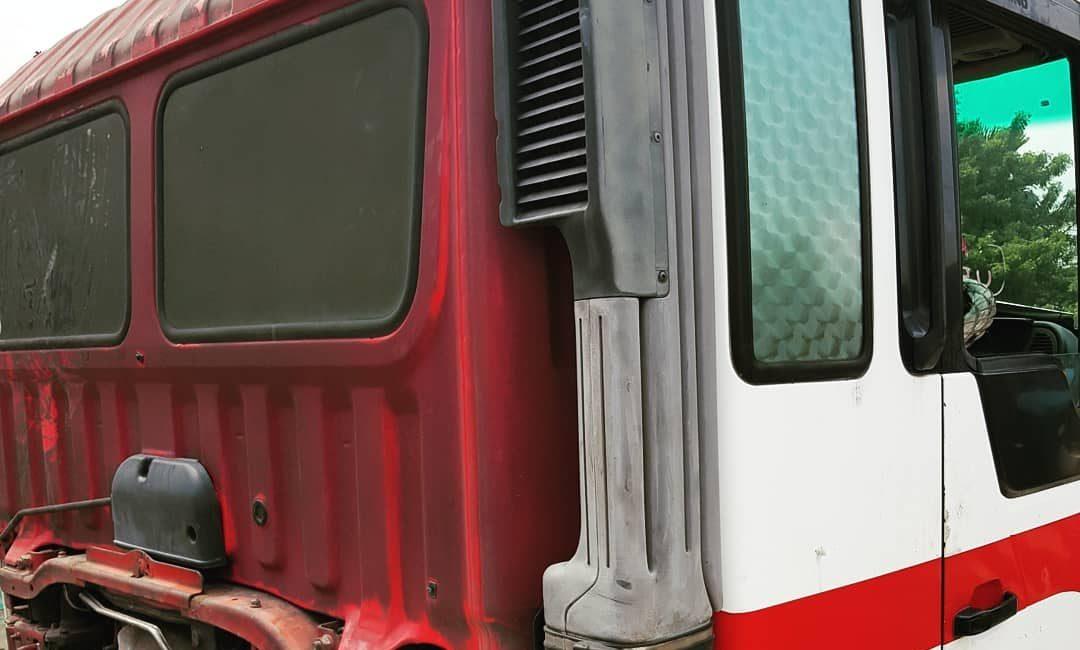 Hino Profia K 13C Common Rail Front Cut