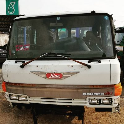 Hino Ranger 4 Cabin (Wide)