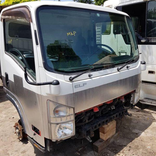 Isuzu 3 Ton Pro Cabin (Manual Gear)