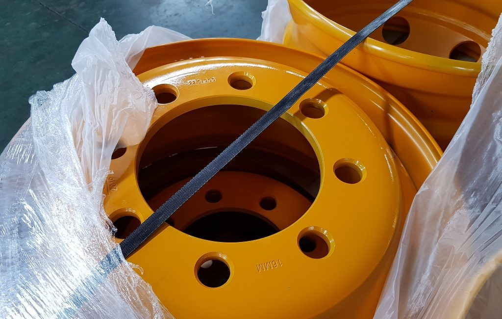 New Tubeless Rims For Trucks, Lorries and Trailers