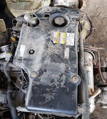 Isuzu 4JJ1 Engine