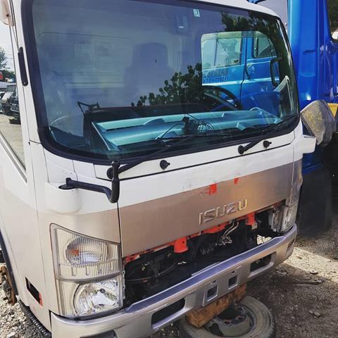Isuzu Pro Cabin 3 Ton