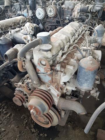 Mitsubishi 6D14-0A Engine.