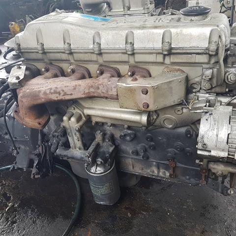 Nissan FE6 (195ps) 24 Valve engine