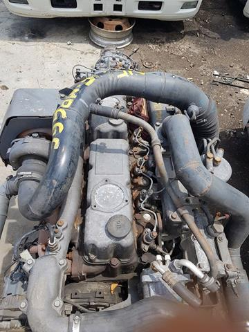 Nissan NE6 Turbo Engine.