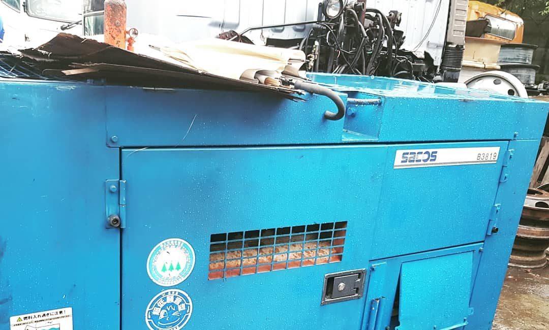Denyo-60kVa-DCA60-current-generator