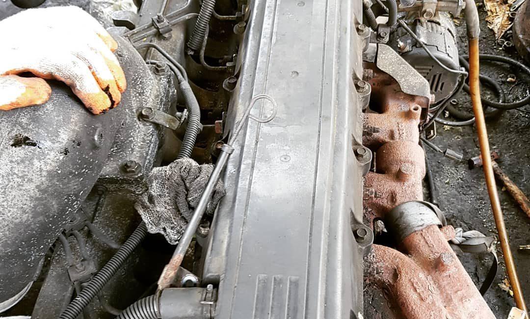 nissan diesel fe6 engine