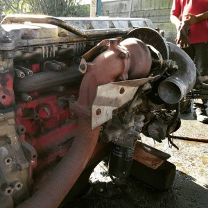 J08C Turbo Engine