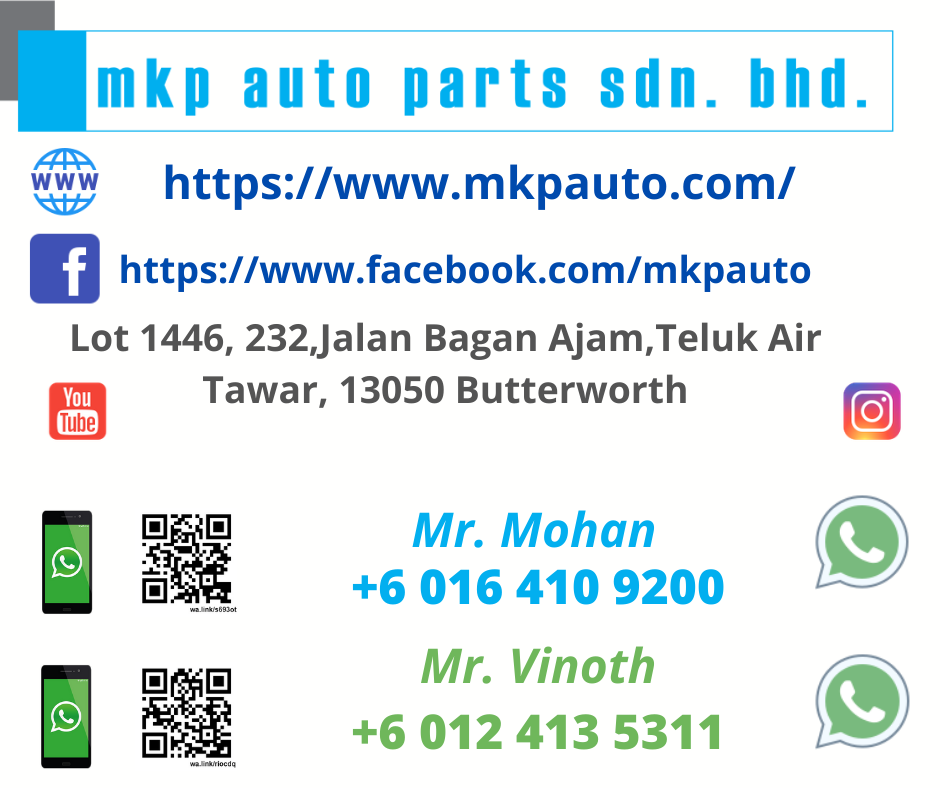 Used Lorry Spare Parts