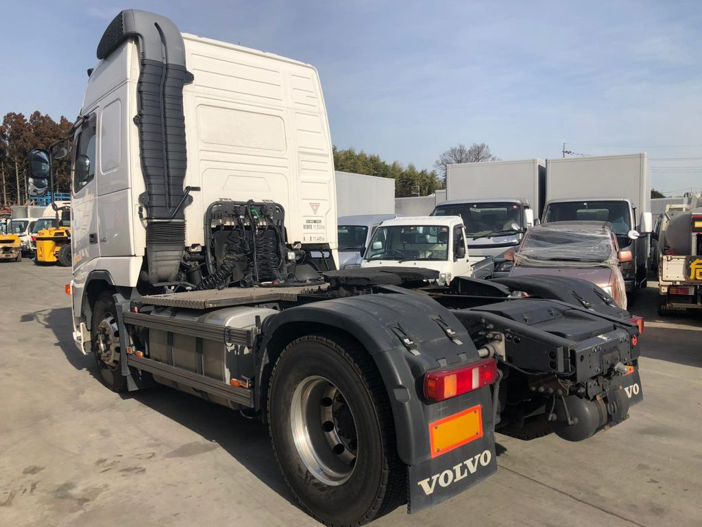 Volvo FH 13 Truck-Used Lorry Spare parts Pinang Malaysia