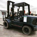 Mitsubishi FD40D Forklift- used forklift for sale