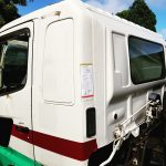 Hino 500 Wide Cabin. Manual gear